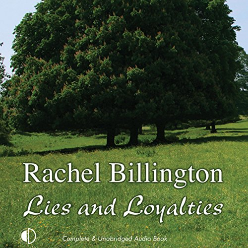 Lies and Loyalties audiobook cover art
