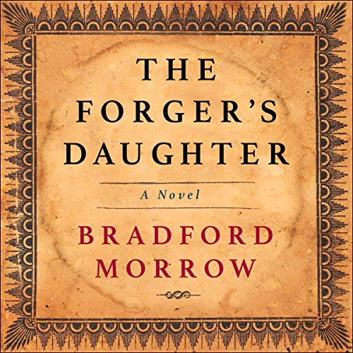 The Forger's Daughter cover art