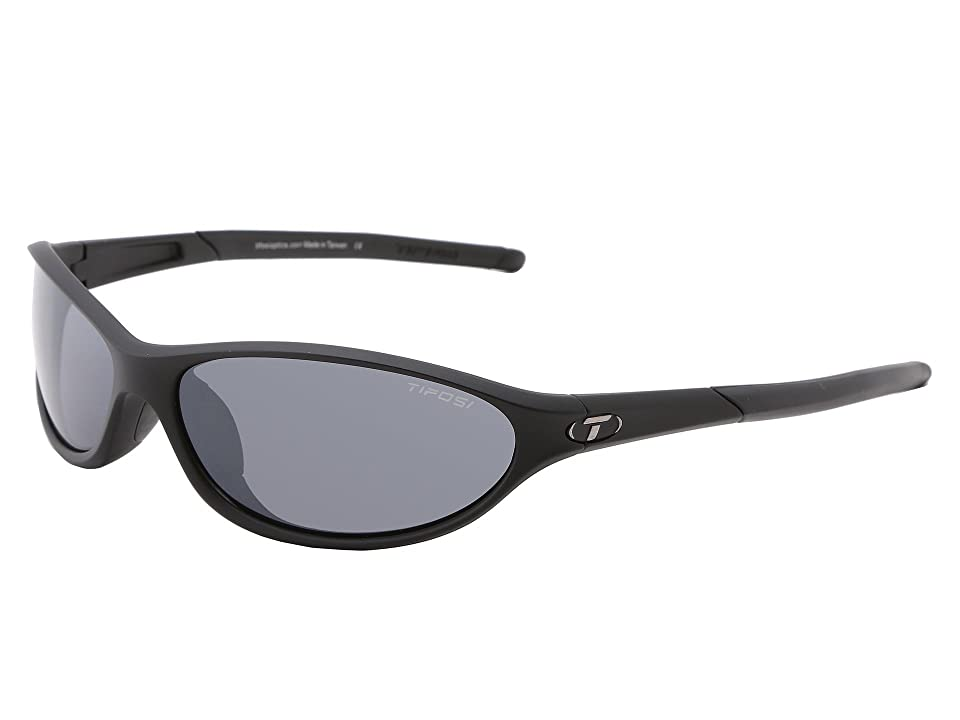 Tifosi Optics Alpetm 2.0 (Matte Black/Smoke Lens) Athletic Performance Sport Sunglasses