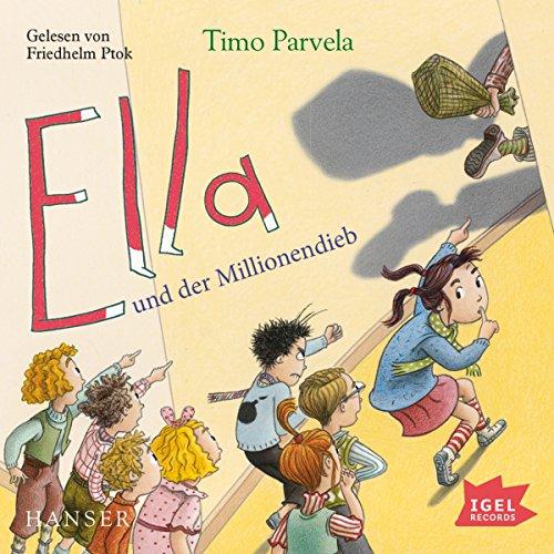 Ella und der Millionendieb Titelbild
