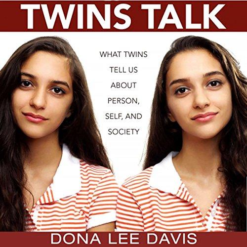 Twins Talk audiobook cover art