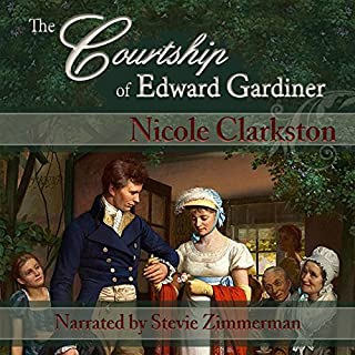 The Courtship of Edward Gardiner audiobook cover art