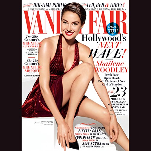 Vanity Fair: July 2014 Issue audiobook cover art