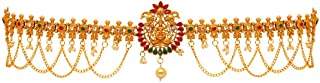 Preyans From Jaipur Mart Kamarband Belly-Chain Tagdi for Women(Golden) (KMBND354MG)