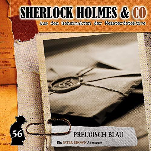 Preußisch Blau cover art
