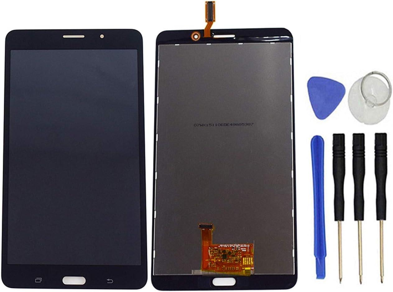 Qgg Digitizer LCD Max 55% OFF Fit for Samsung Max 87% OFF SM-T230 4 7.0 Galaxy T230 Tab