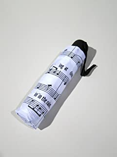 Mini White Umbrella -