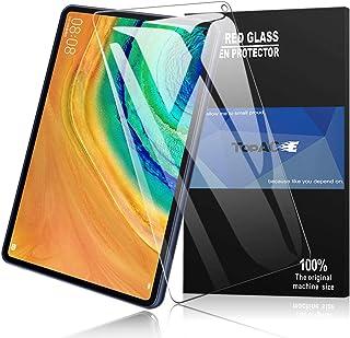 HUA-WEI MatePad Pro 10.8 フィルム TopACE 硬度9H 超薄0.3mm 2.5D 耐衝撃 撥油性 超耐久 耐指紋 日本旭硝子素材採用 飛散防止処理保護フィルム HUA-WEI MatePad Pro 10.8インチ 対応