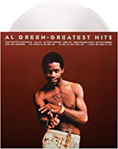 Al Green Greatest Hits - Exclusive Limited Edition Custom Clear Vinyl (#/1000)