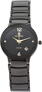 Olivera watch for Women - Analog Stainless Steel Band - OL1389