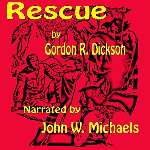 Rescue audiobook cover art