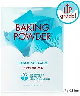 Etude House Baking Powder Crunch Pore Scrub 7g x 24ea