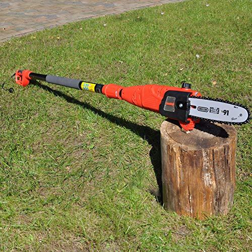Hecht 975 W Elektro   Hochentaster   Astkettensäge - 8