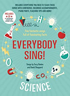 Everybody Sing! Science: Five fantastic songs full of fascinating facts