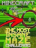 Clip: Little Lizard Gaming - The Most Insane Maze Minecraft Challenge!