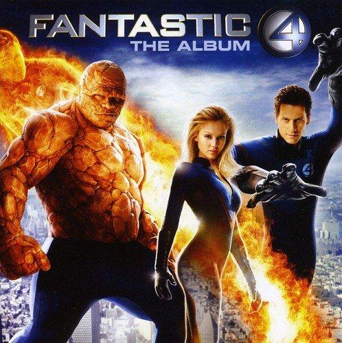 Fantastic Four (Los 4 Fantastico) / O.S.T.