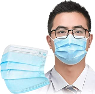 Apparel Point Surgical Disposable Face Mask (3-Ply) with Earloop, Great for Virus Protection and Personal Health (50 Pices...