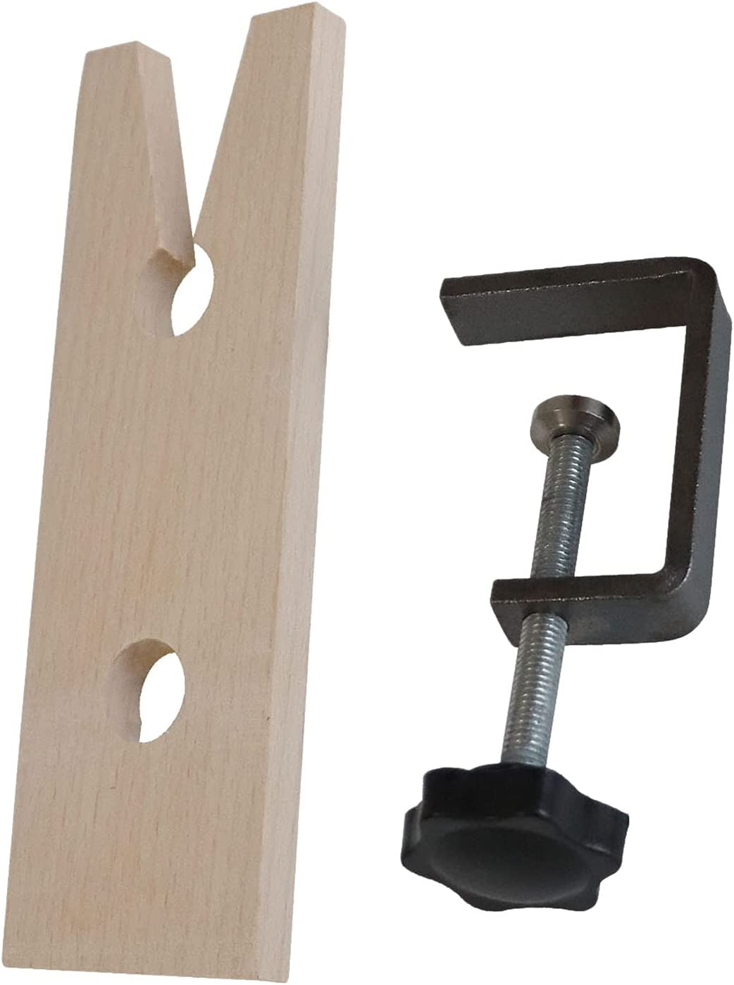 NEWMIND Adjustable Bench Pin Clamp Vice V Workbench 2021 model Drillin Clip Clearance SALE! Limited time!