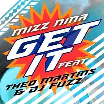 Get It (feat. Theo Martins & DJ Fuzz) - Single