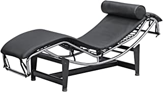 Best modern leather chaise lounge Reviews
