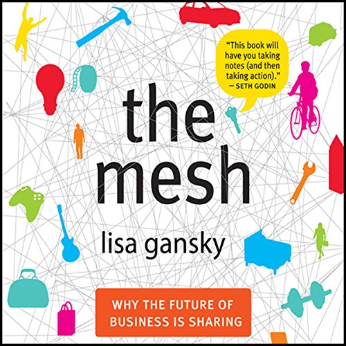 The Mesh audiobook cover art