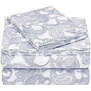 Pinzon 170 Gram Velvet Flannel Sheet Set