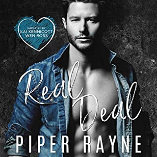 Real Deal     Single Dads Club, Book 1              By:                                                                                                                                 Piper Rayne                               Narrated by:                                                                                                                                 Wen Ross,                                                                                        Kai Kennicott                      Length: 7 hrs and 19 mins     4 ratings     Overall 4.0