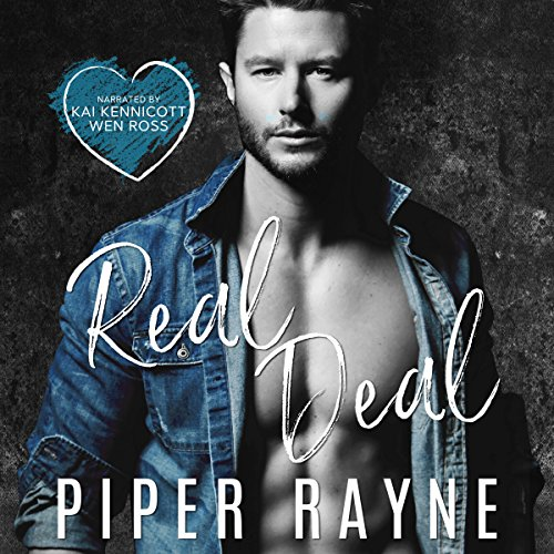 Real Deal Audiobook By Piper Rayne cover art