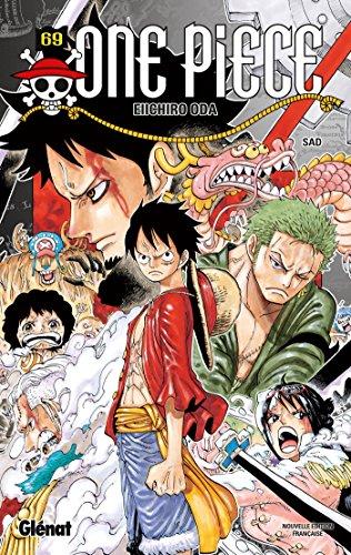 One Piece - Édition originale - Tome 69: Sad