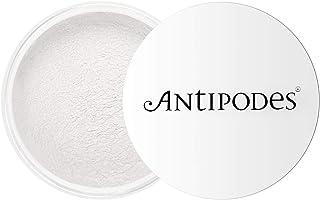 Antipodes Translucent Skin-Brightening Mineral Finishing Powder, 100% Natural, Cruelty-Free & Vegetarian, 11 g (ANT320)