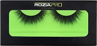 Rozia Shiny Long and Thick High Volume Exaggerated Eyelashes Extension for Women Girls Artificial Eyelashes, Fake Eyelashes Premium Quality False Eyelashes