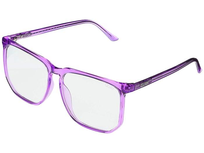 Blue Light (Purple/Clear Blue Light) Fashion Sunglasses
