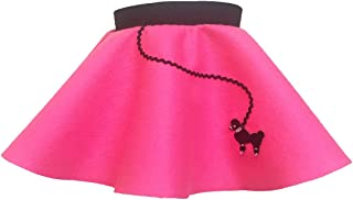 Hip Hop 50s Shop Baby and Toddler Poodle Skirt