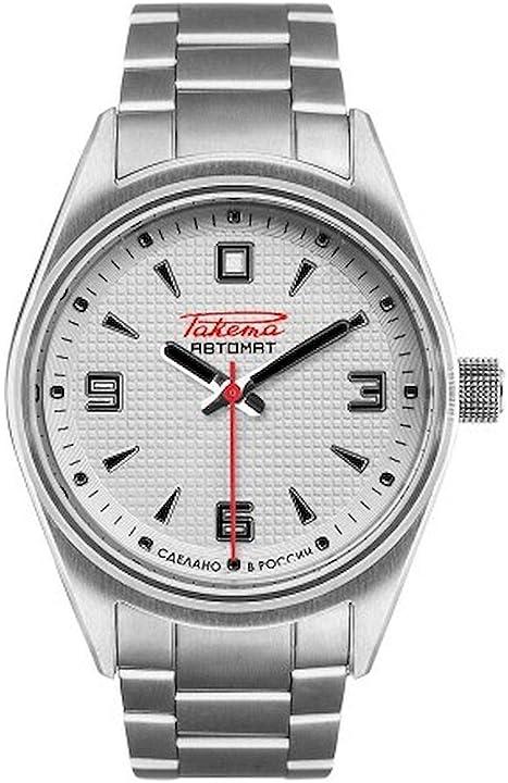 Orologio raketa classic avtomat 0220 - orologio da polso - uomo - w-20-16-30-0220