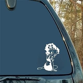 Etiqueta Del Coche 12.2Cmx15.6Cm Betty Boop Car Motorcycle Stickers Calcomanías Calcomanías Para Automóviles