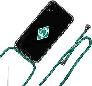 Werder Bremen Schutzhülle - Handykette - Smartphone Case mit Handykette/Umhängeband passend für das iPhone 11