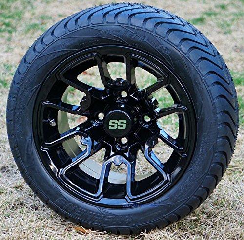 "12"" LIZARD Wheels & Tires"