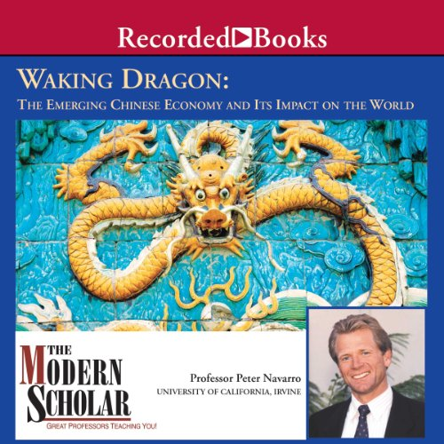 Waking Dragon audiobook cover art