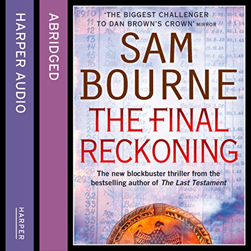 Final Reckoning audiobook cover art