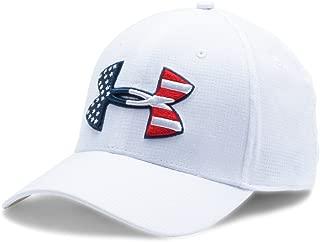 under armour usa flag hat