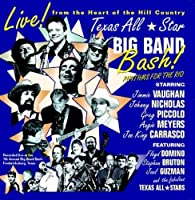 Live! Texas All-Star Big Band Bash! Rhythms For The Rio by Johnny Nicholas (2006-06-20)
