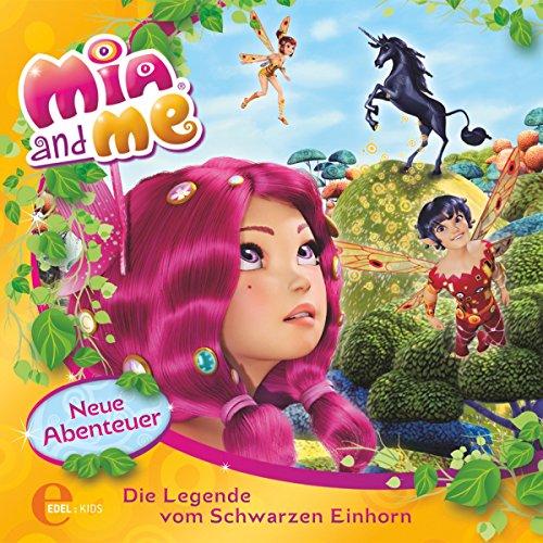 Die Legende vom Schwarzen Einhorn (Mia and Me - Neue Abenteuer 4) Titelbild