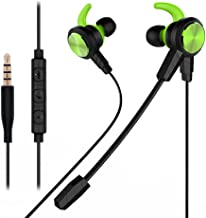 Amazon.com: jezomony 3,5 mm. Wired Gaming Auriculares con HD ...