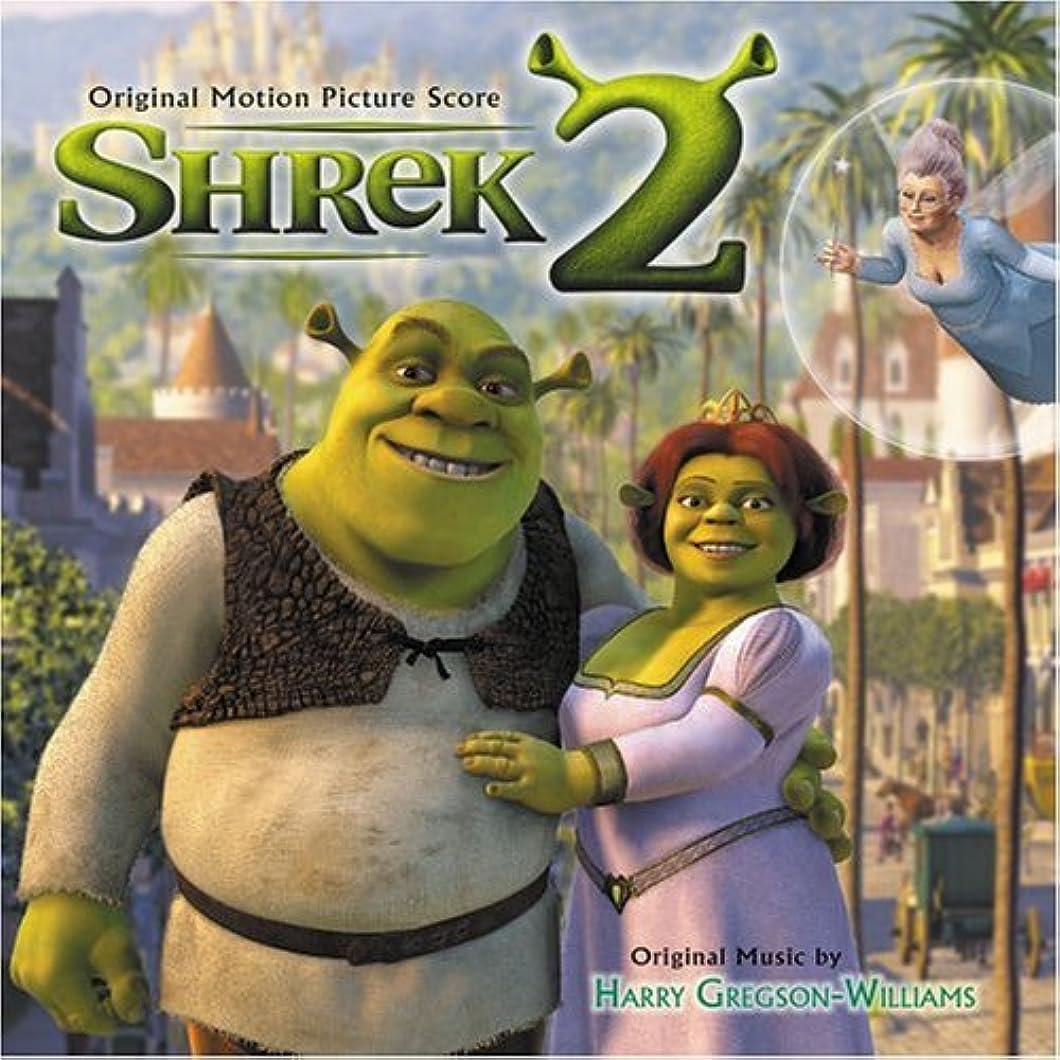 Shrek 2 (Score) By Harry Gregson-Williams (2004-12-07) agcvtmm57