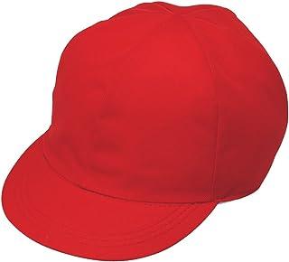 クツワ STAD メッシュ赤白帽子 KR002-680