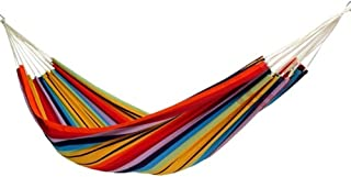 BYER OF MAINE Eco-Friendly Recycled Cotton/Polyester Brazilian Barbados Hammock, 134