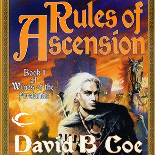 Rules of Ascension audiobook cover art