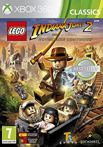LEGO Indiana Jones 2: The Adventures Continues