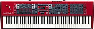 Nord USA Nord 3 HP 76-Key Digital Stage Piano with Hammer Action Portable Keybed (AMS-NSTAGE3-HP76)