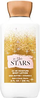 Bath and Body Works in The Stars Super Smooth Body Lotion 8 Fluid Ounce (2018 Limited Edition)